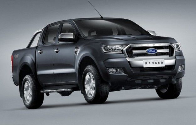 The Much Awaited Ute Ford Ranger Wildtrak Unveiled In Thailand