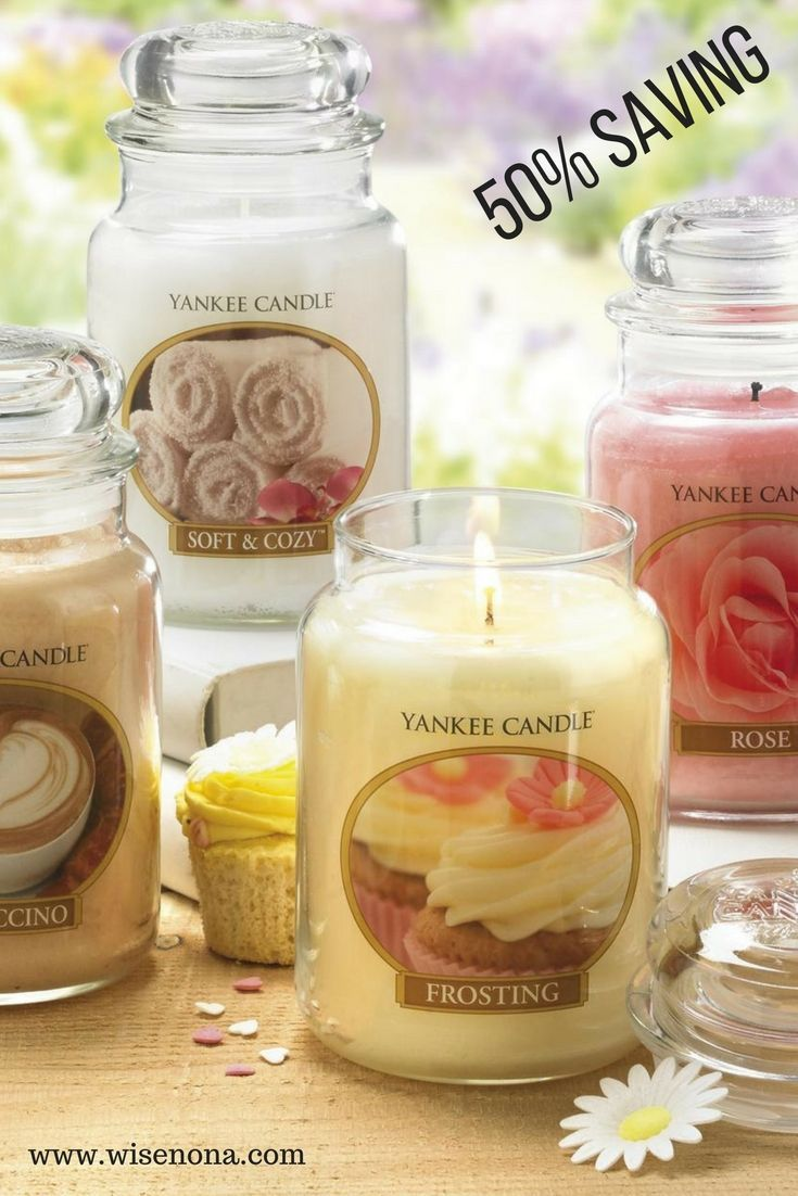 Yankee candles are stunning i use them in my practice because of