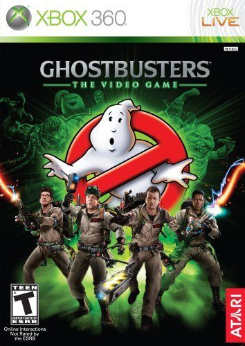 Amazon.com: Ghostbusters: The Video Game - Xbox 360: Video Games