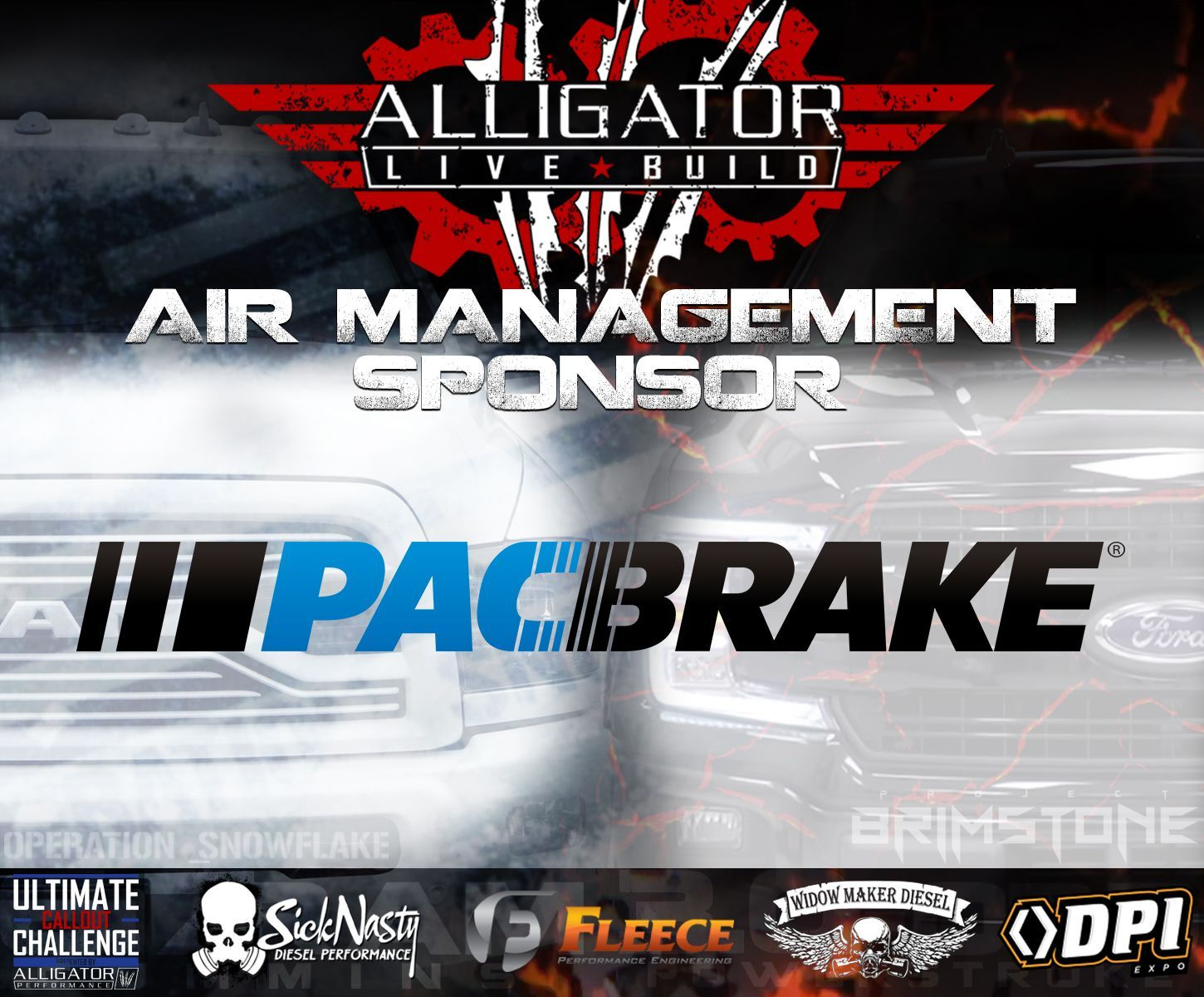 Huge thanks and shout out to PacBrake for being the Air