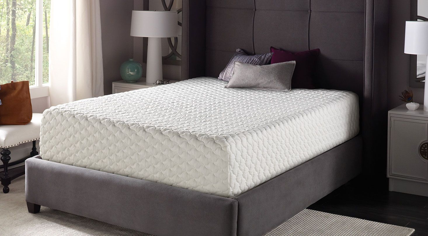memory foam mattress set bedroom furniture pinterest mattress