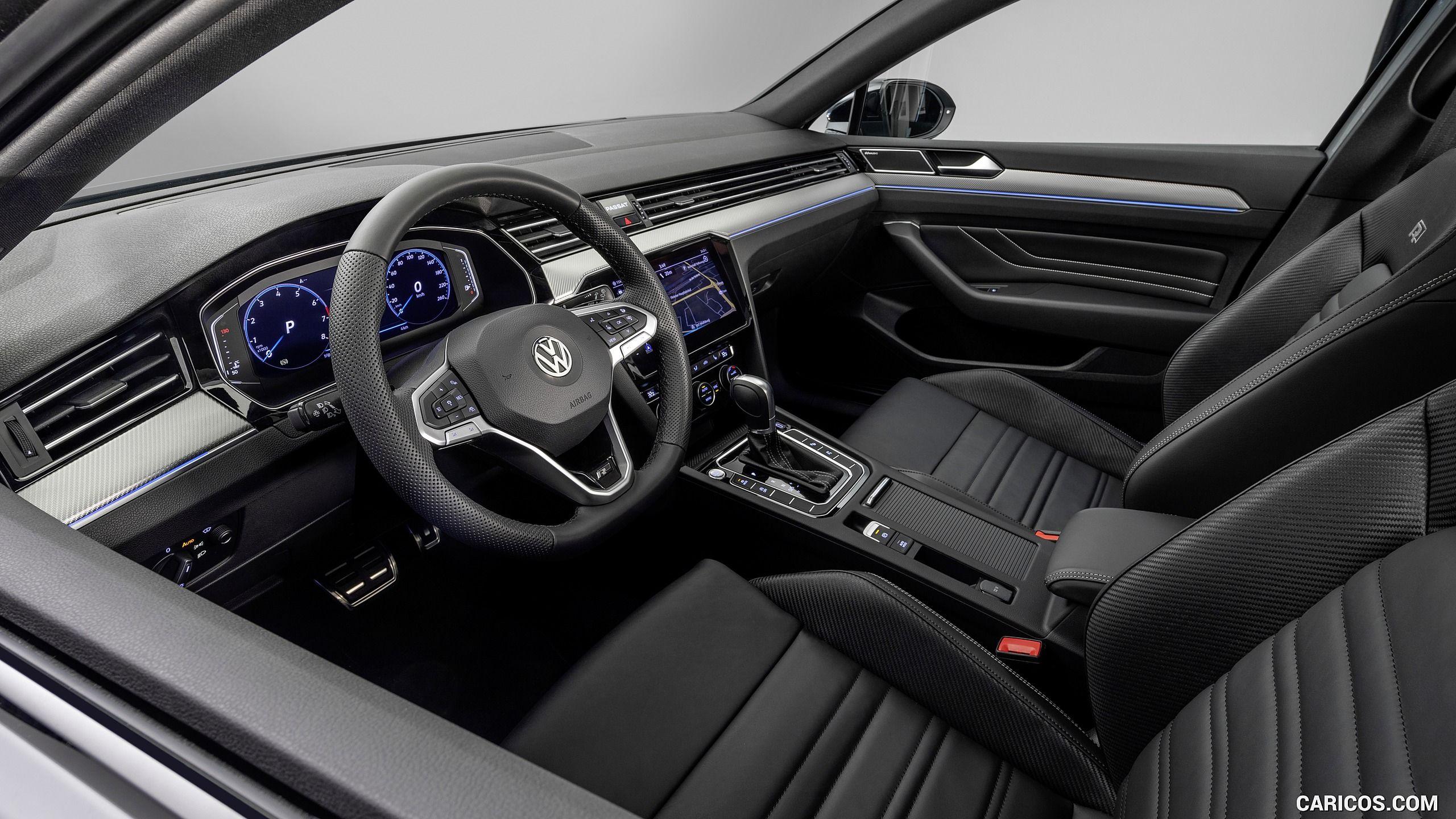 2019 Volkswagen Passat Variant R Line Edition Eu Spec Interior Hd Volkswagen Passat Volkswagen Vw Passat