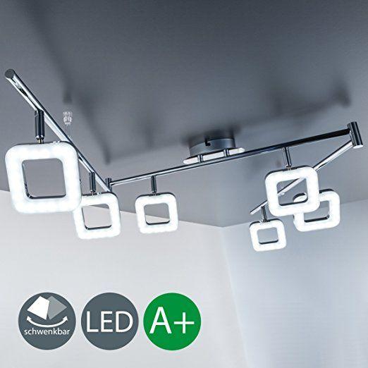LED Deckenleuchte Deckenlampe Deckenleuchte Leuchte Deckenlampe LED ...