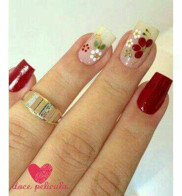 Unas Decoradas Unas En 2019 Nail Designs Toe Nails Y Spring Nails