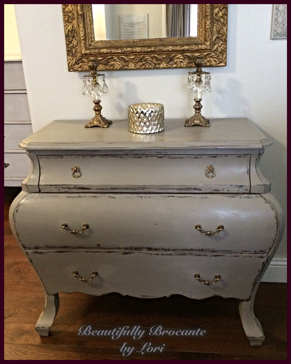 Bombay Chest French Linen Chalkpaint Love Love Annie Sloan Painted Furniture Furniture Upholstery Furniture Restoration