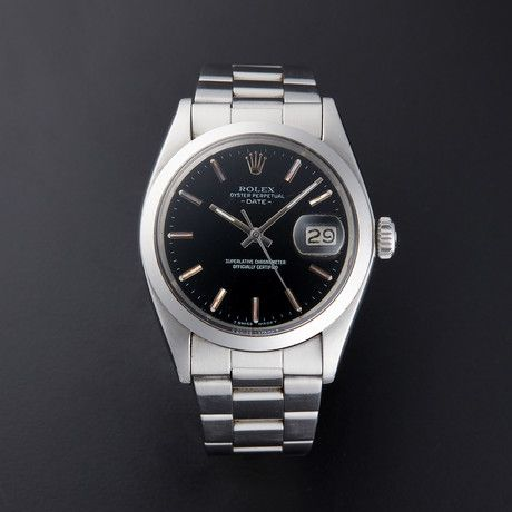 c49499f3500 Rolex Oyster Perpetual Date Automatic    1500    Pre-Owned