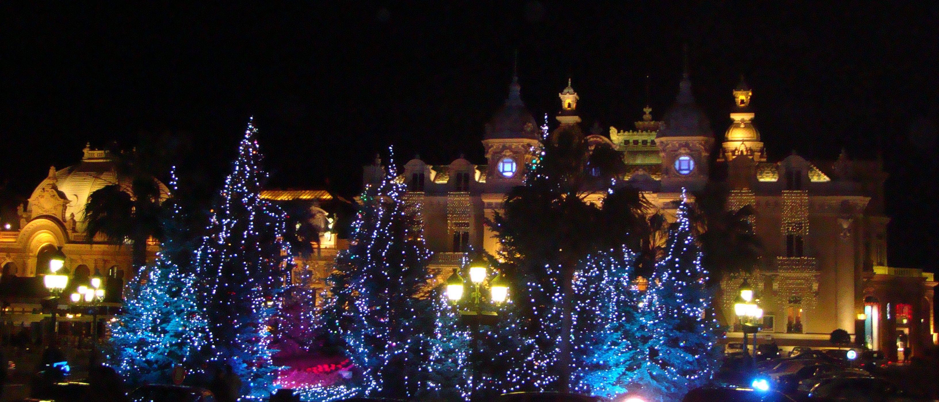Christmas In Montecarlo, Monaco