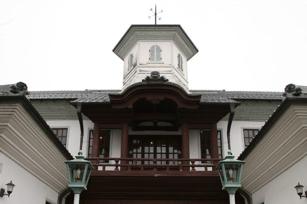 擬洋風建築 建築 建物 景色