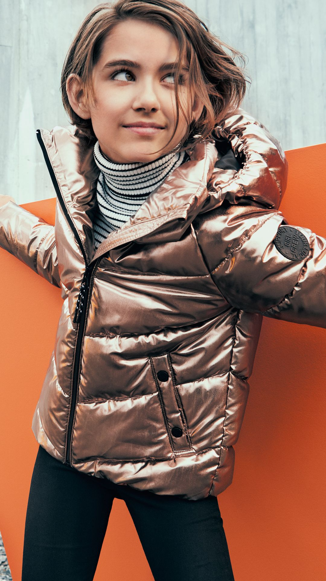 d9ac72575 From shiny puffer jackets to padded parkas: discover this season's ...