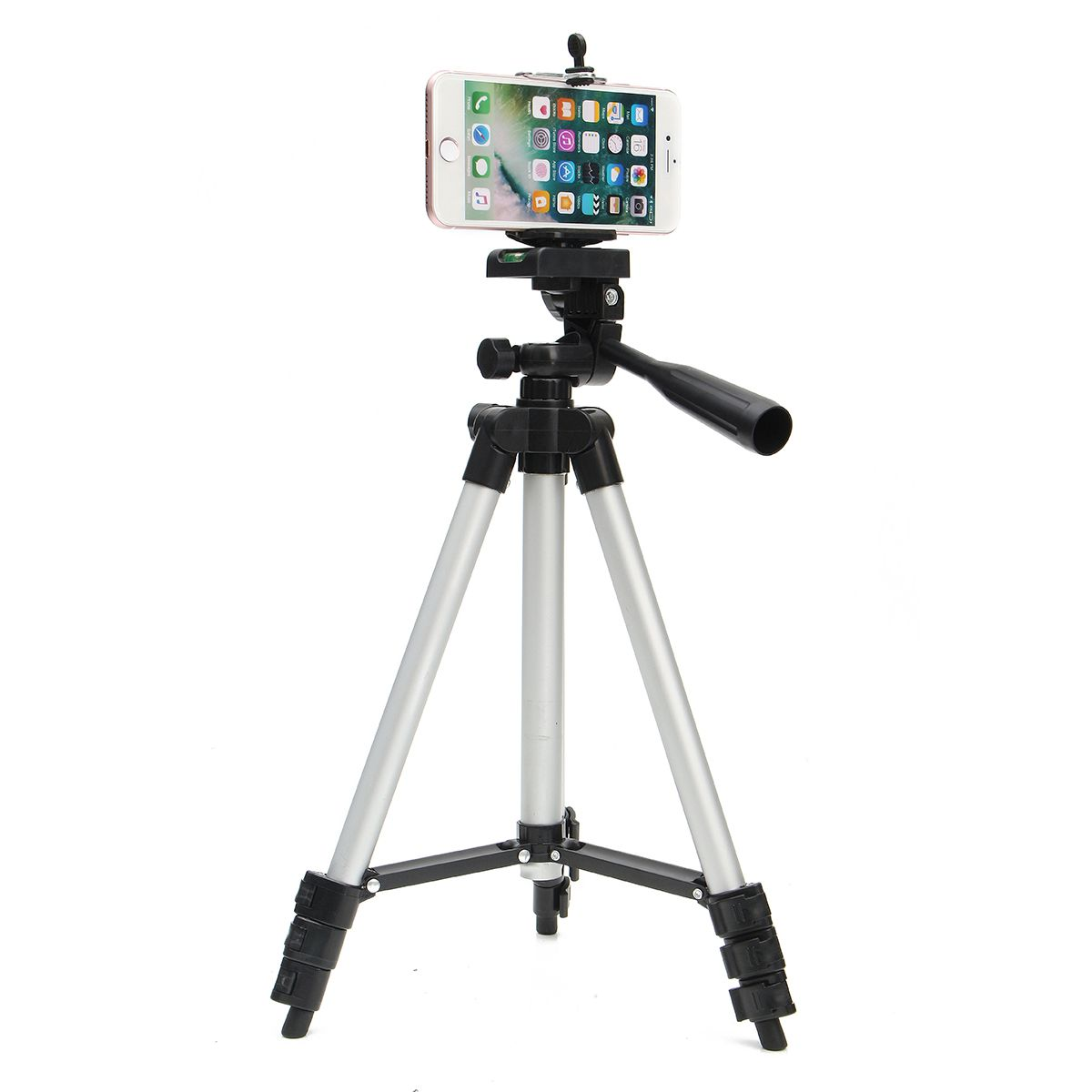 Professional Camera Adjustable Tripod Stand Holder Live Selfie Stick for iPhone