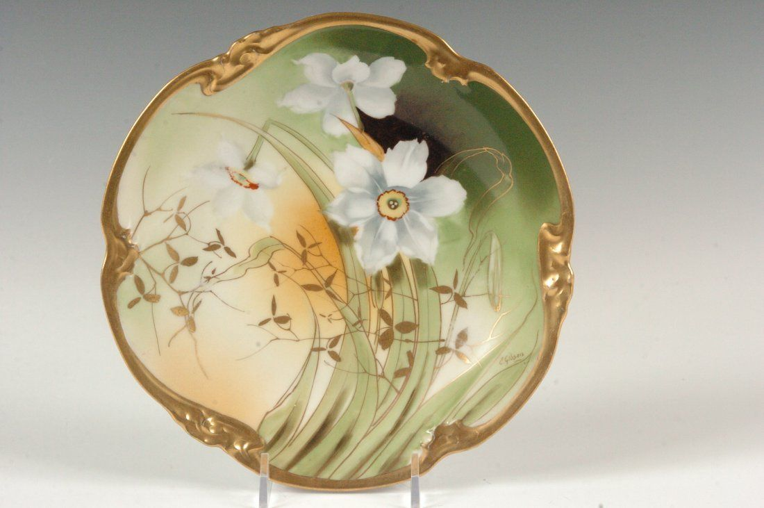 PICKARD CHINA HAND PAINTED PLATE SIGNED E. GIBSON & PICKARD CHINA HAND PAINTED PLATE SIGNED E. GIBSON | now! | Pinterest ...