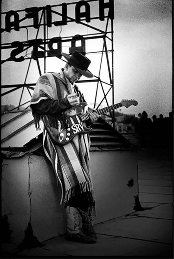 Stevie Ray Vaughan quotes so good, they might inspire you to make music (8 Photos)
