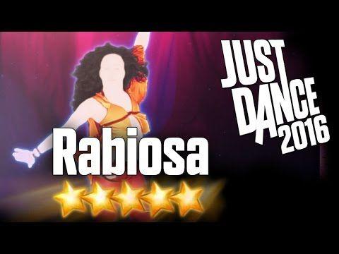 Just Dance 2016 Rabiosa 5 stars YouTube