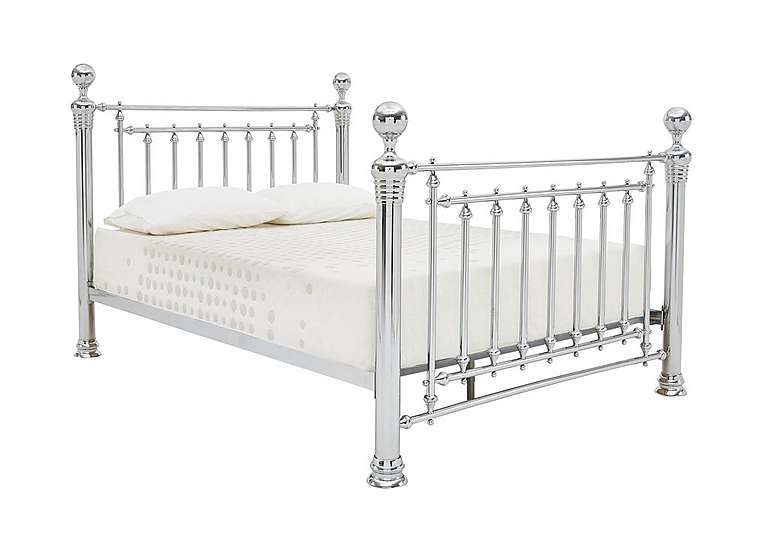 Furniture Village Ophelia Bed Frame Contemporary Metal Bed Frame