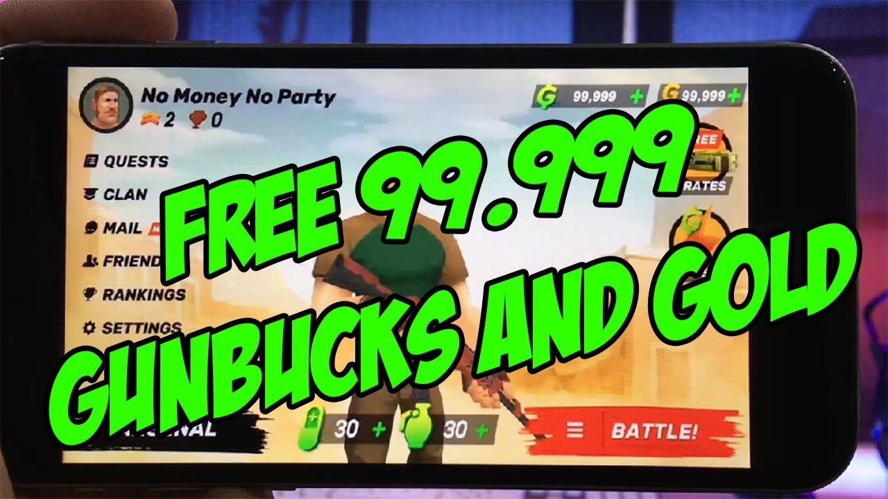 Guns of Boom Hack Free GunBucks and Gold | Boostyourgames | Clash of