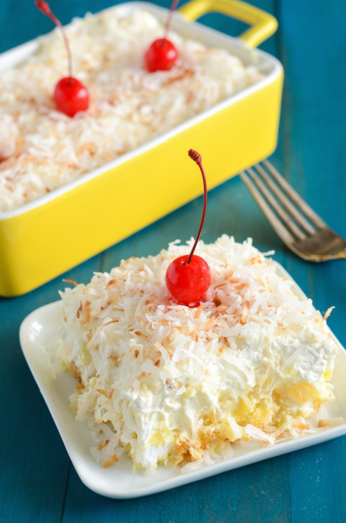 Paula Deen Inspired Pineapple Coconut Cake Tstdessertrecipes Com