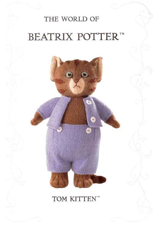 Alan Dart Design Beatrix Potter Tom Kitten Beatrix Potter