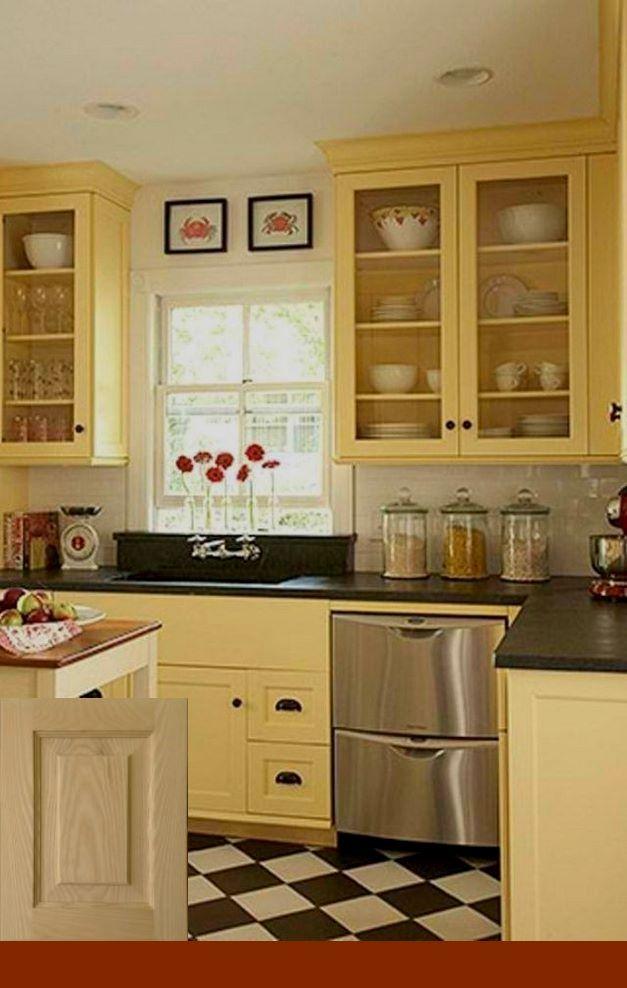 kitchen makeover for under 5000 kitchenremodeling kitchenbeforeandafter yellow kitchen on kitchen remodel under 5000 id=23527