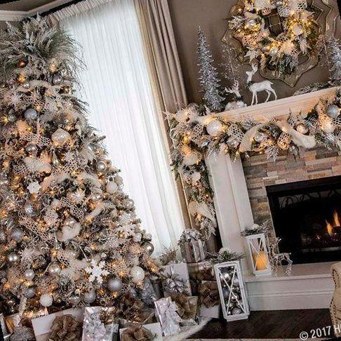 44+ Christmas Tree Decor Ideas | Christmas Decor I