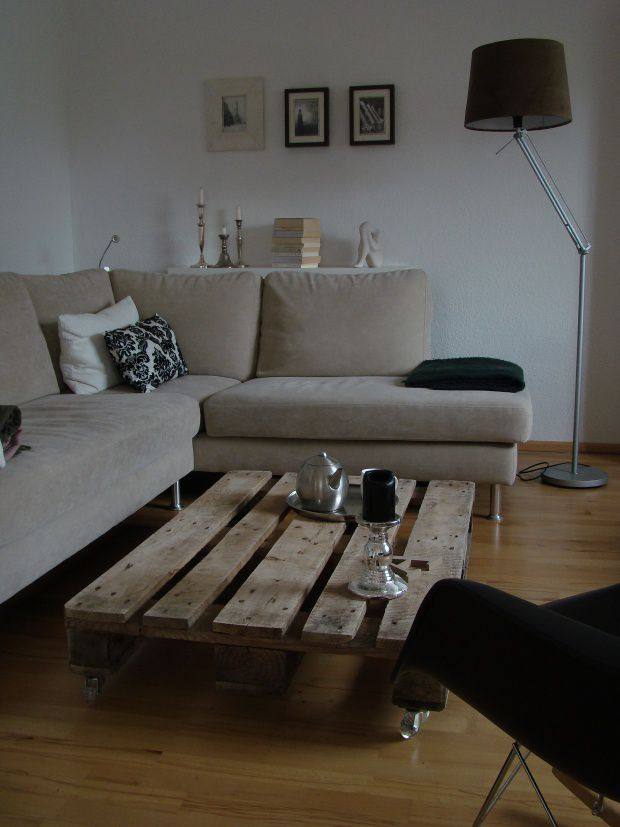 Diy Coffee Table Idea I D Put Higher Legs On It Coffee Table
