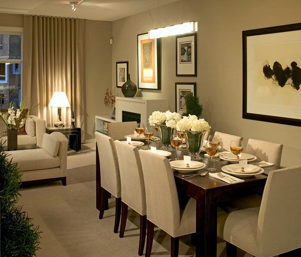 15 Small Dining Room Table Ideas Tips: Tips For Hosting A Dinner Party
