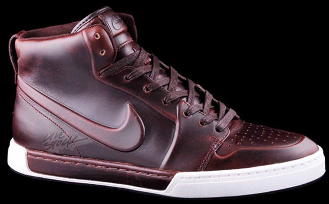 hot sale online a34b1 64b73 NIKE AIR ROYAL MID VT BAROQUE BROWN 395757 201 Nike Air Royal Mid  Baroque  Brown