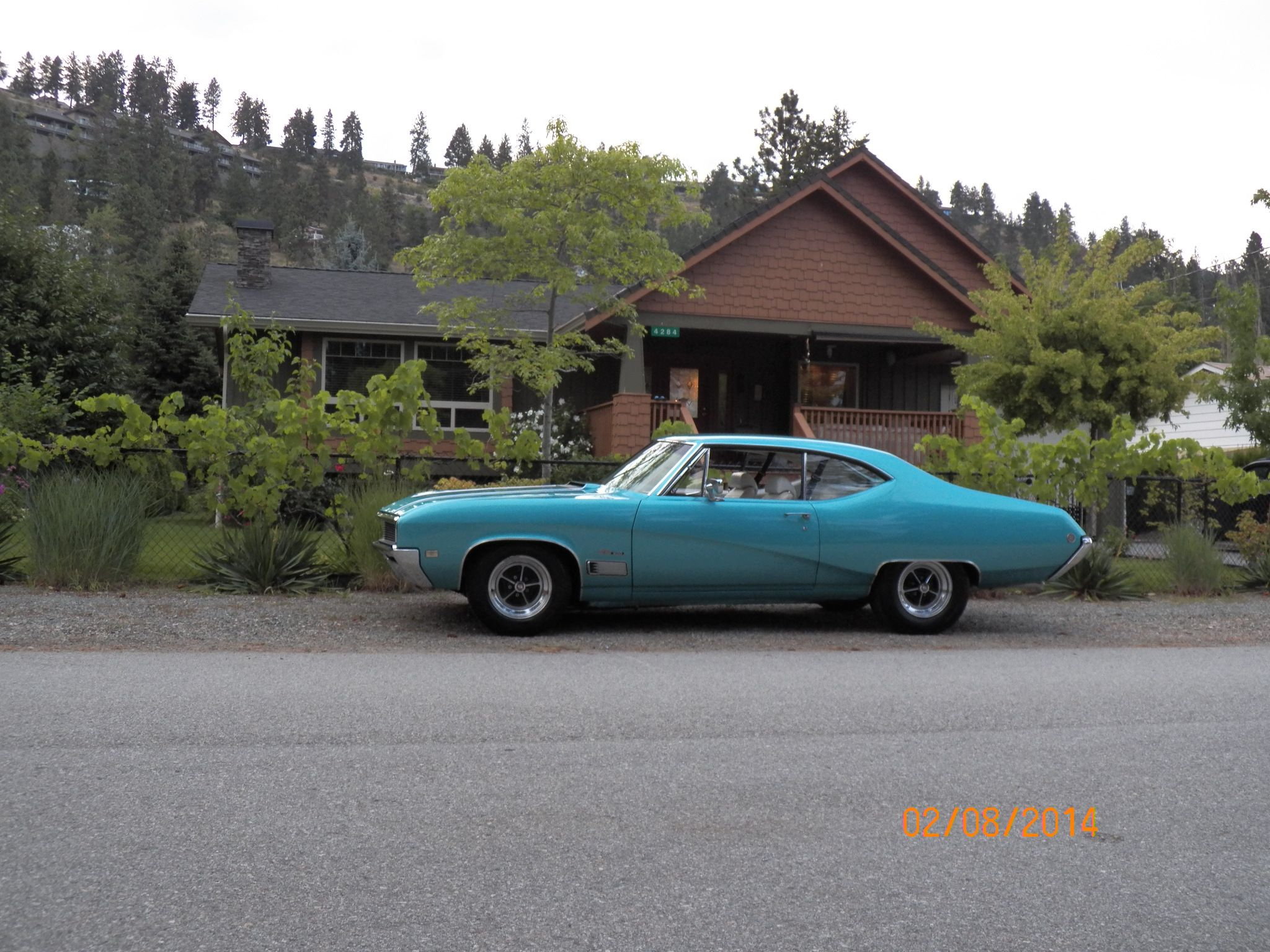 1968 Buick Skylark GS455. Resto-mod work done circa 2008. ongoing project,  having fun drag racing and cruising to show and shine. not your  grandfathers ...