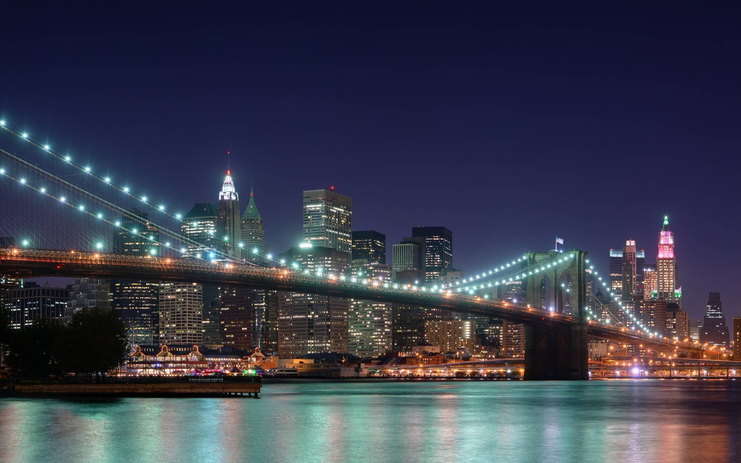 Hd Brooklyn Bridge Wallpaper