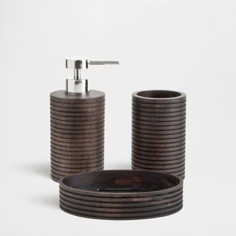 Wooden Bathroom Set - Accessories - Bathroom | Zara Home United ...