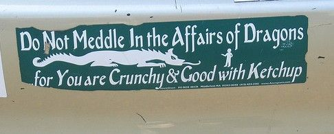 One Of My Favorite Quotes Ever I Want This Bumper Sticker