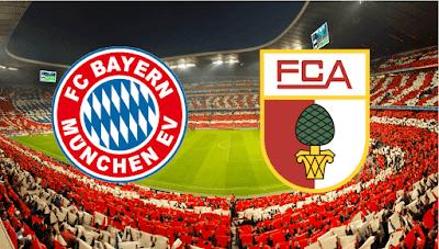 مشاهدة مباراة بايرن ميونخ وأوجسبورج بث مباشر اليوم 19 10 2019 في الدوري الالماني Bayern Augsburg Bayern Munich