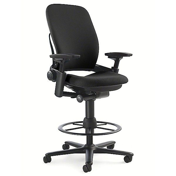 Steelcase Leap Office Stool Used Office Chairs Office Chair