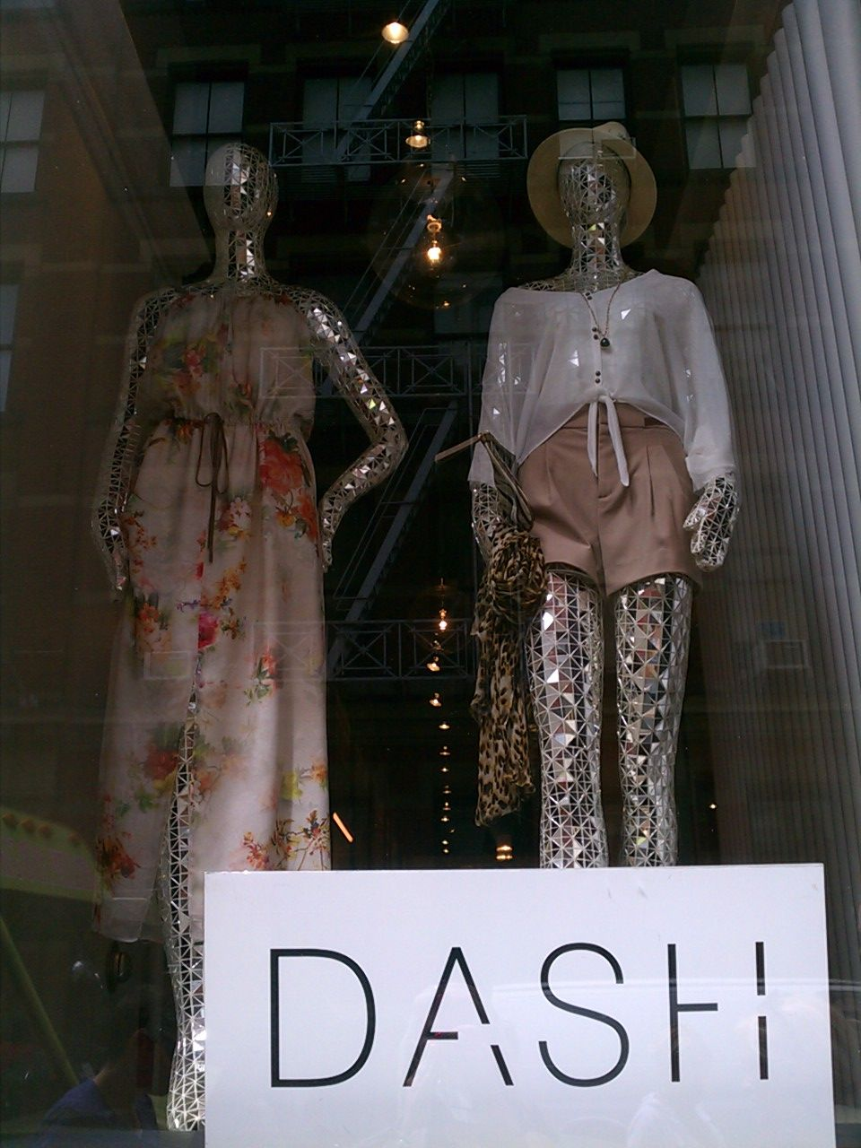 Dash Nyc Love The Mannequins Go To New York Nyc Victorian Dress