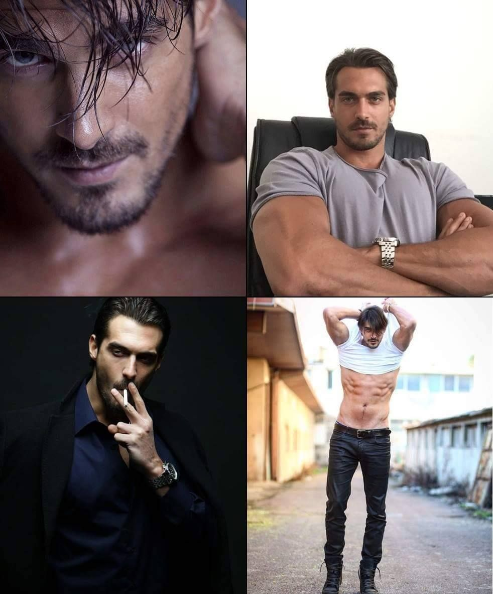 Dusan Susnjar Drool Fest Dusan Susnjar Beautiful Men Faces Beautiful Men