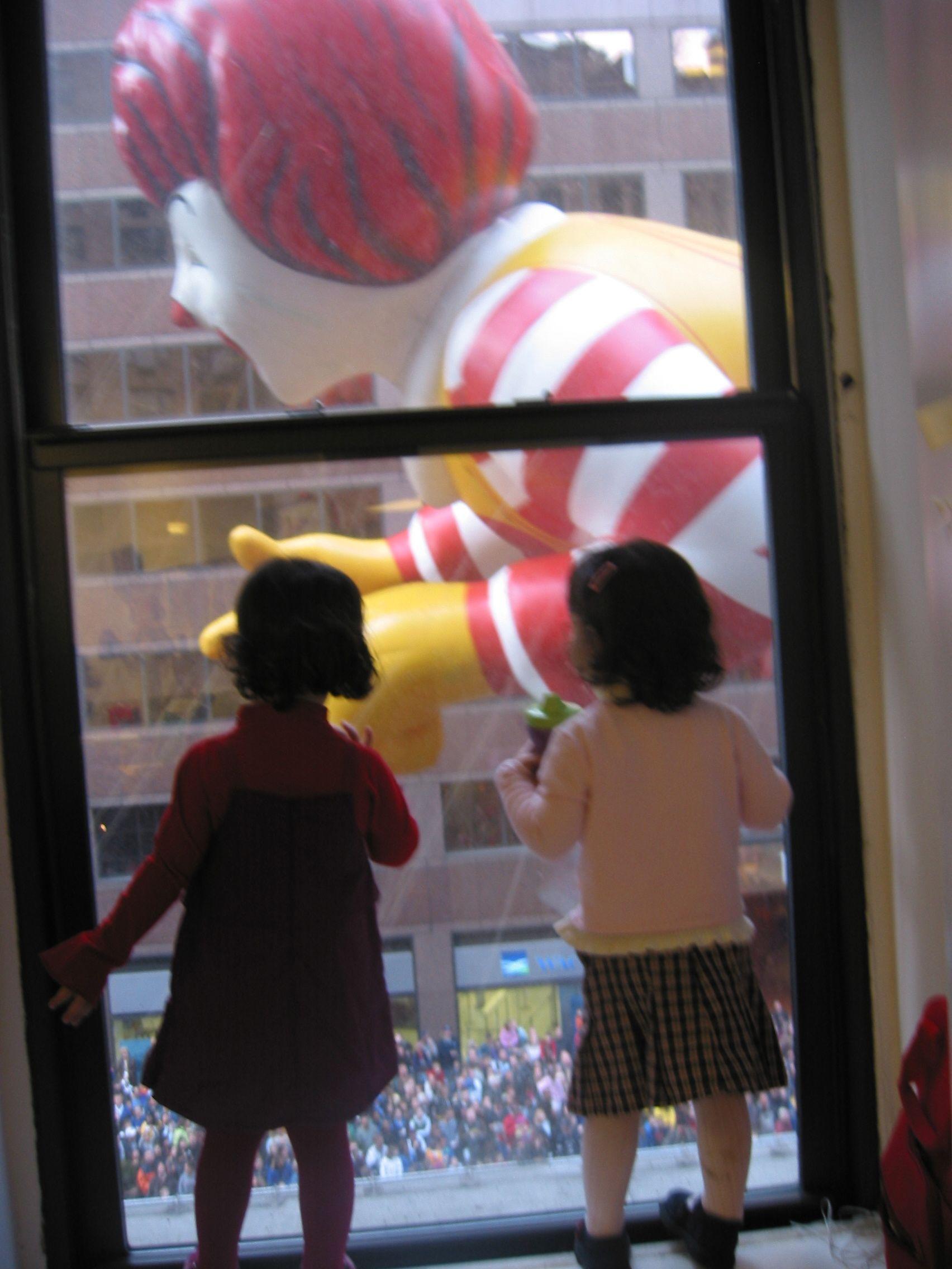 Macy's Thanksgiving Day Parade Balloon Flashback Macy's