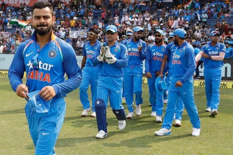 Indian Cricket Team 2019 Schedule Upcoming T20 Odi Test