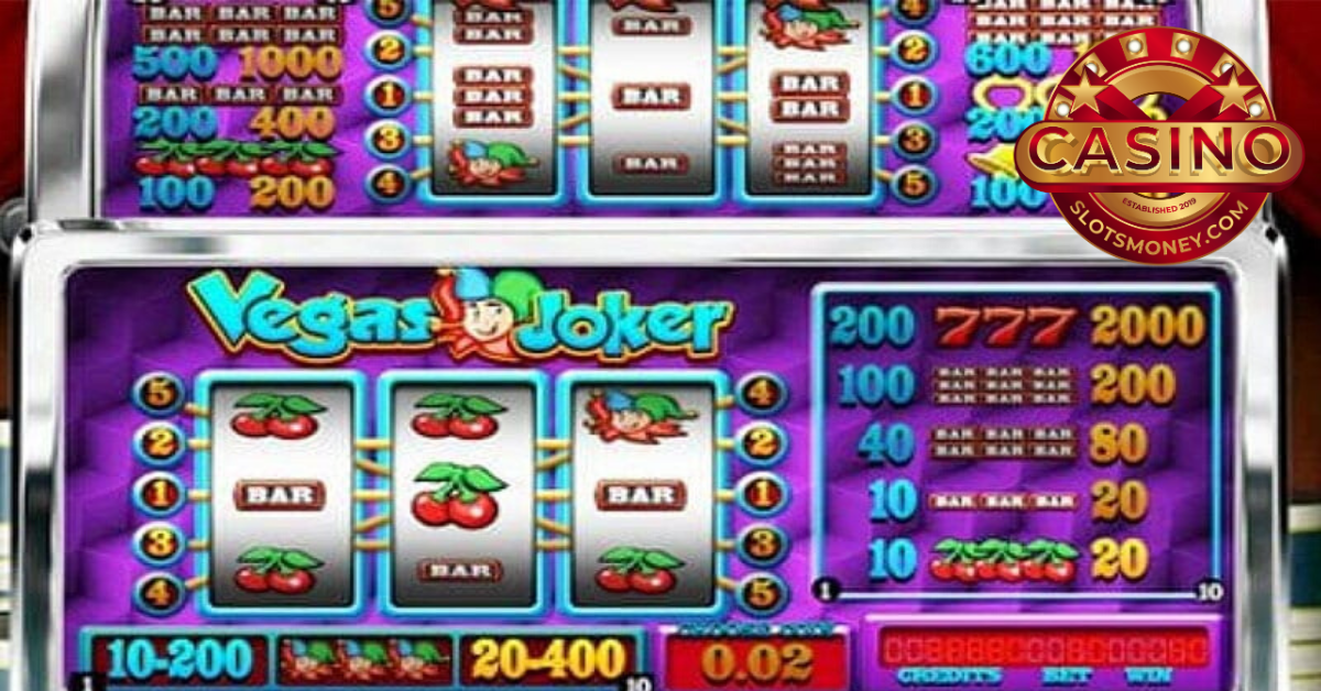 Play Vintage Vegas Slot Machine Free with No Download