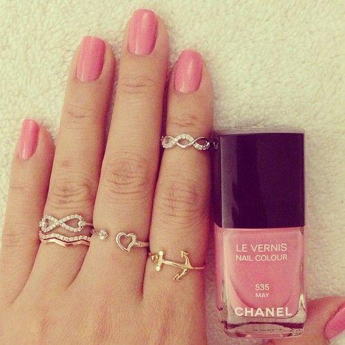 :: CHANEL may nail polish ::