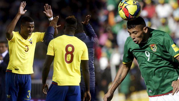 La Selección de Ecuador cumplió con su primer objetivo en Eliminatorias, le ganó al cuadro de Argentina de visita por 2-0 y ahora ya piensa en su partido de local, en donde recibirá a Bolivia este martes 13 de octubre en el estadio Olímpico Atahualpa.