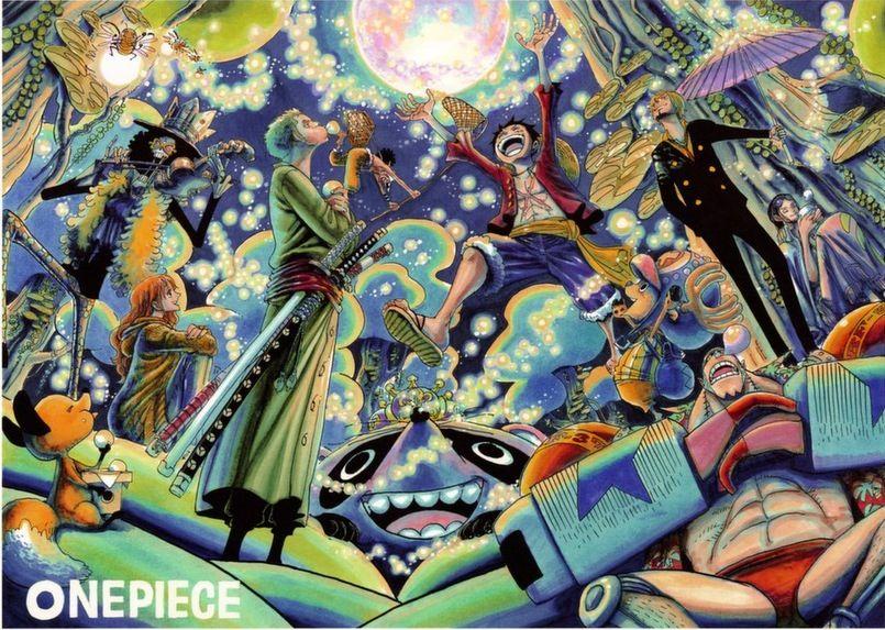 Eiichiro Oda One Piece Anime One Piece Manga One Piece Pictures