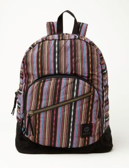 and the backpack obsession (& stripes obsession) continues...