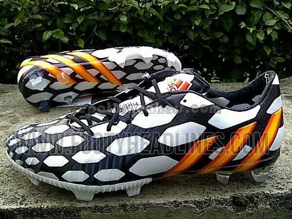 chaussure de foot adidas 2014