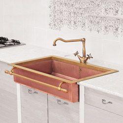 Semi Recessed Sink Kitchen Sinks Officine Gullo Kitchen Sink