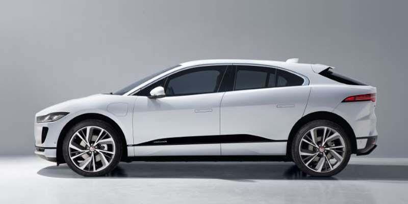 Jaguar I Pace Update Boosts Range Still Can T Touch A Tesla Jaguar Car Jaguar Pace Jaguar