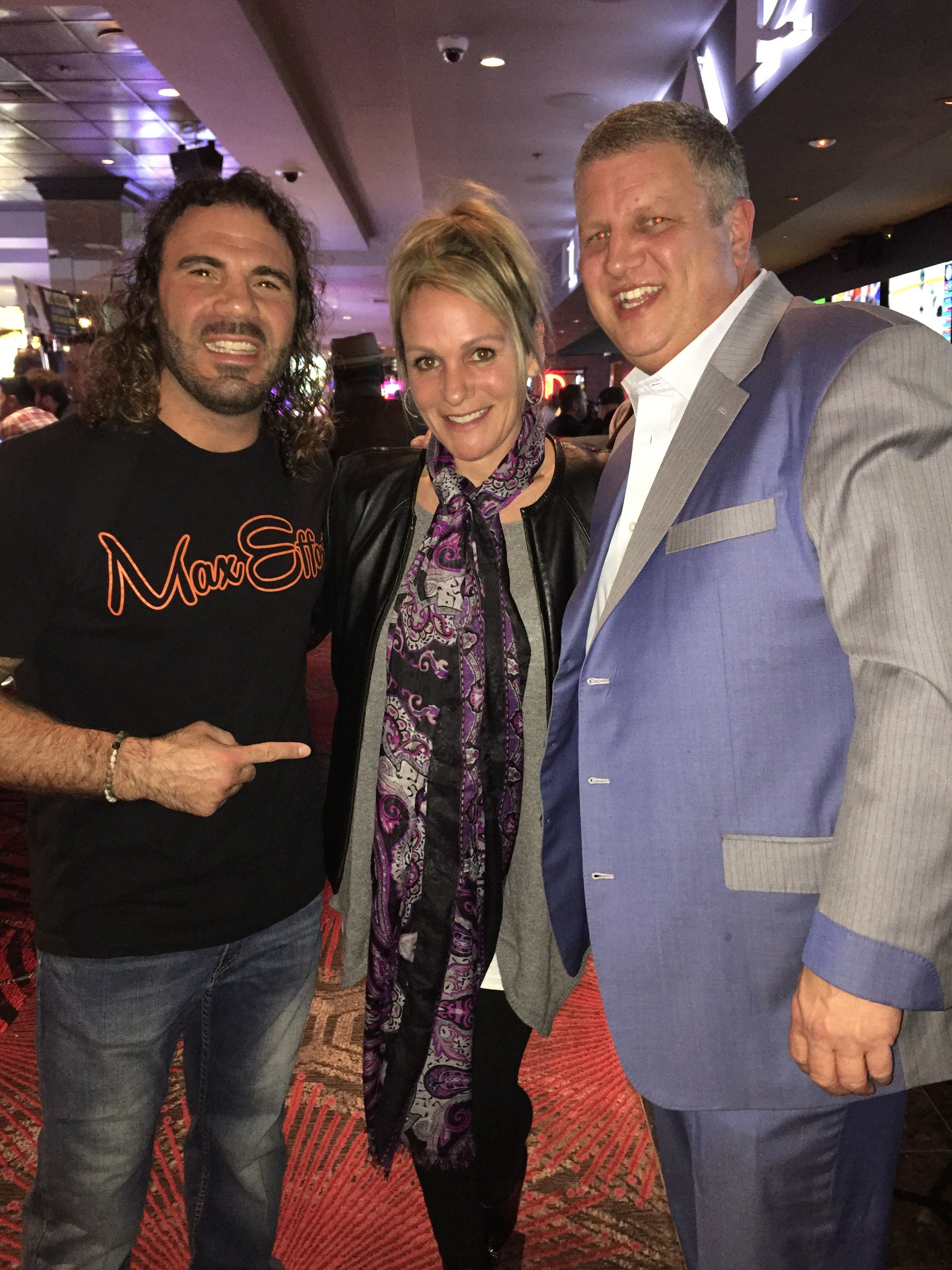 Greg Rikaart Nude pertaining to ufc fighter, clay guida, with d casino hotel las vegas owner