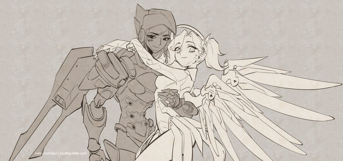 Pin by karen99s on おばお in 2019 Overwatch pharah