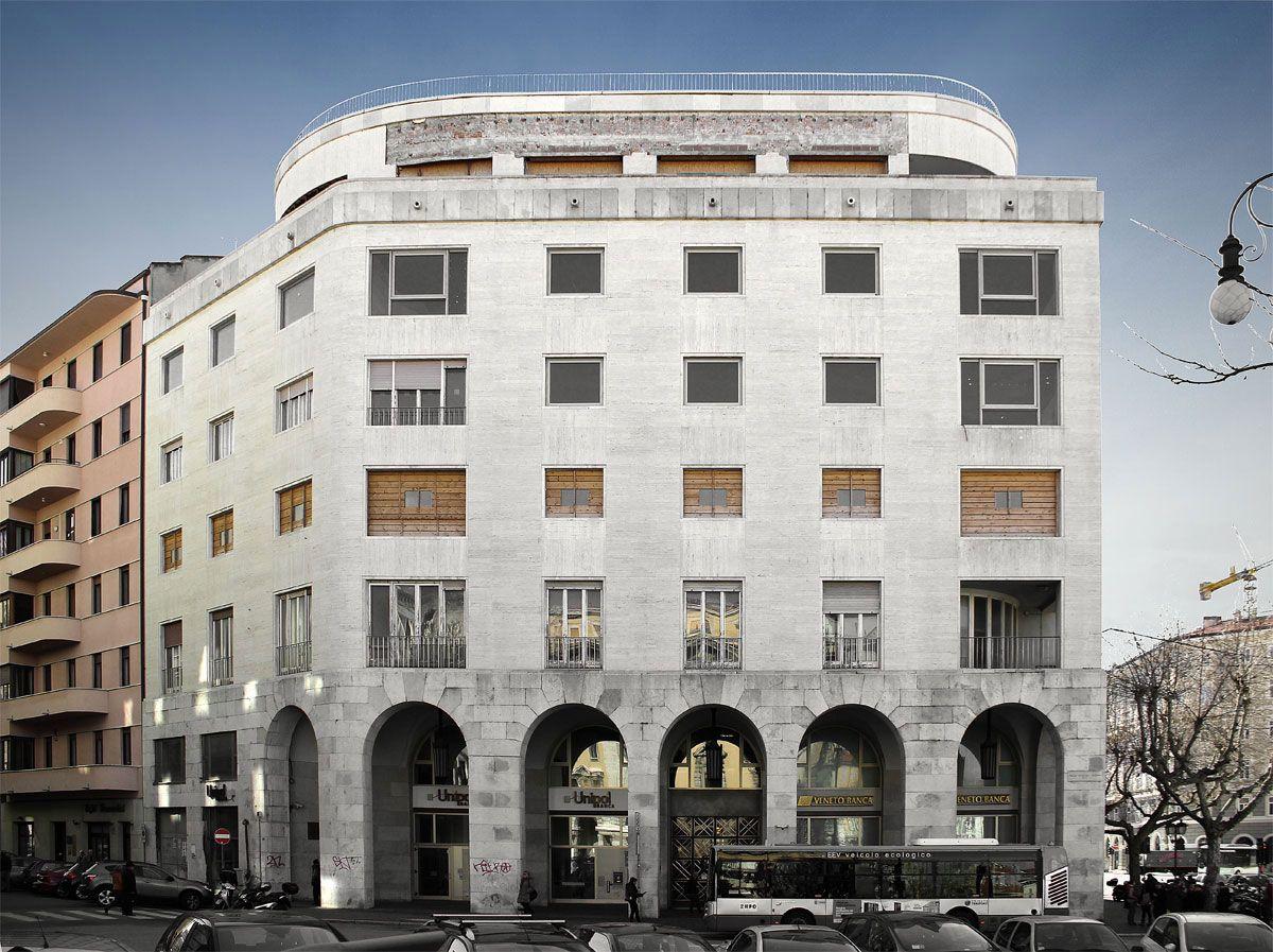 It Trieste Palazzo Della Ras Architect Umberto Nordio 1935