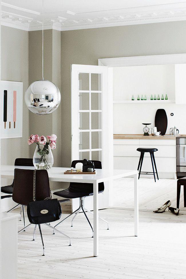 Interiors | Pinterest | Esszimmer, Wohnung einrichten und Wohnen