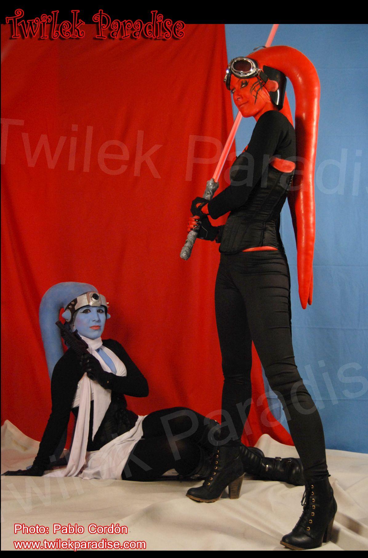 blue twilek sith by - photo #22