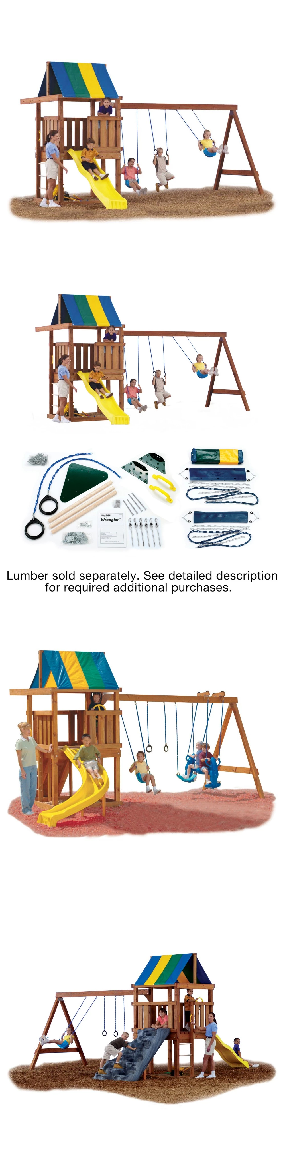 swings slides and gyms 16515 swing sets for backyard hardware kit
